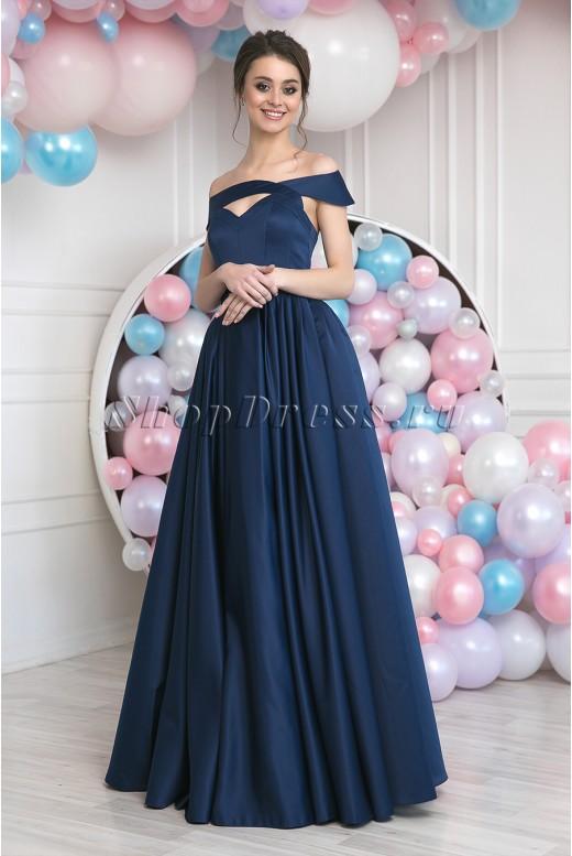 Вечернее длинное платье Ivy DM-1000