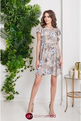 Повседневное короткое платье Molly DM-1011