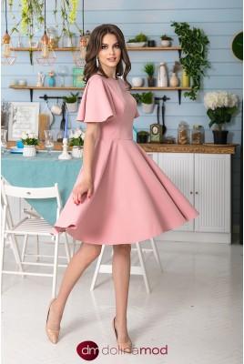 Short casual dress Domiana DM-982