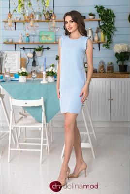 Короткое повседневное платье Ava DM-1005