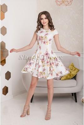 Повседневное короткое платье Charlotte DM-1031