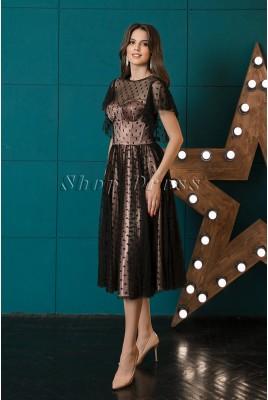 Коктейльное платье  Alexis DM-1042