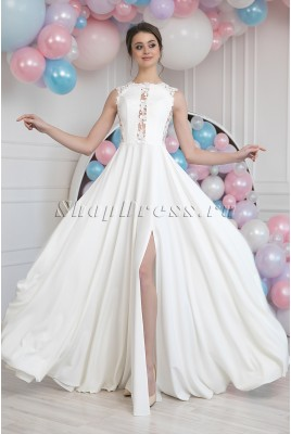Wedding Long Dress Josephine MS-1016