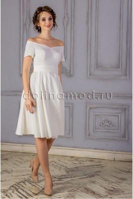 Natali MS-855 Short Wedding Dress