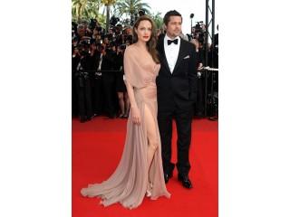 Модные платья Анджелины Джоли