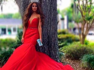 Самые красивые выпускные платья
