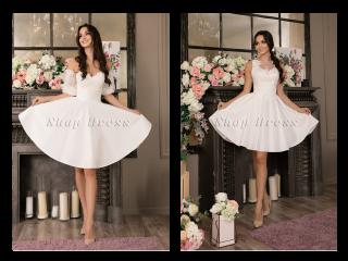 Какие свадебные платья купить для невесты на лето