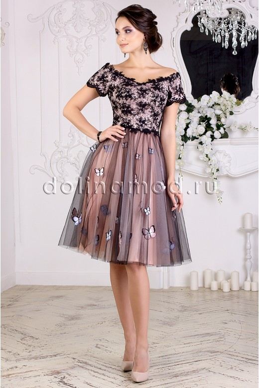 Коктейльное платье Arabella CM-891