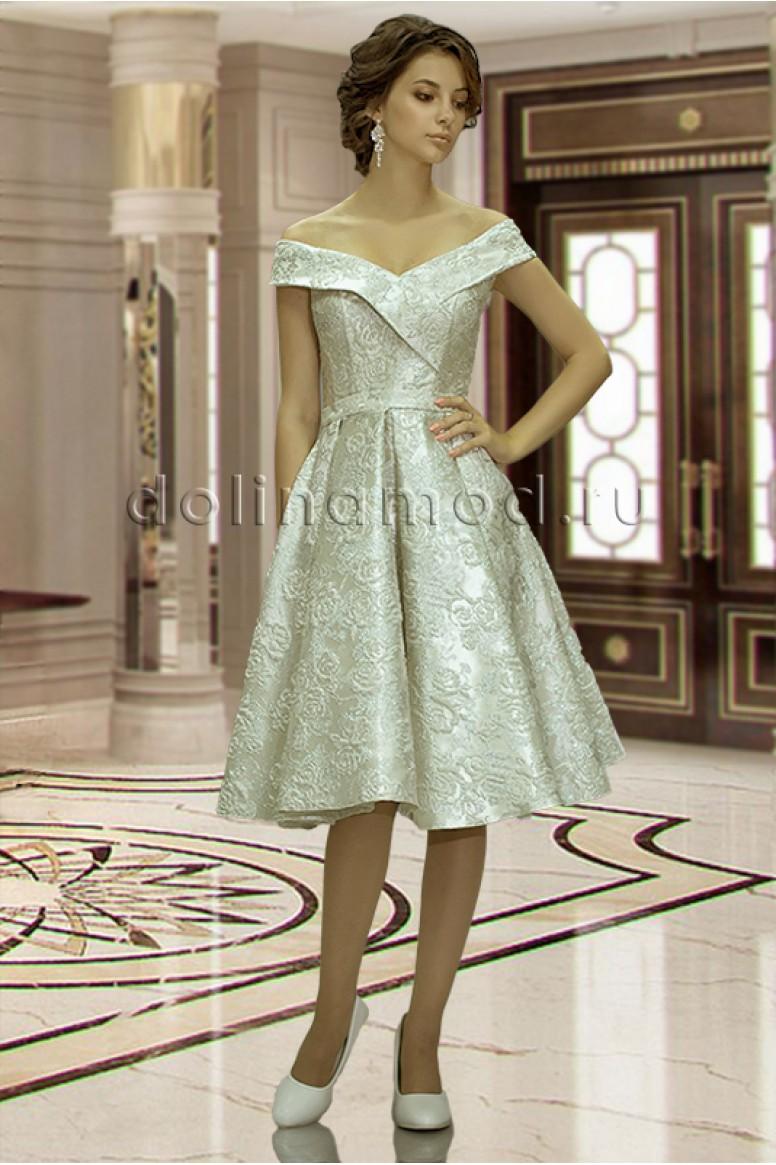 a49770ab4b8e63b Купить оптом от производителя выпускное платье DM-849