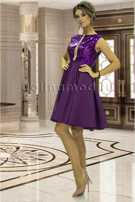 Porm dress Alisa DM-851