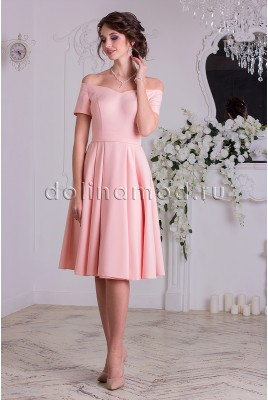 Коктейльное платье Nataly DM-855