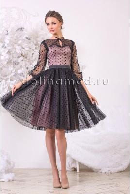 Коктейльное платье DM-883