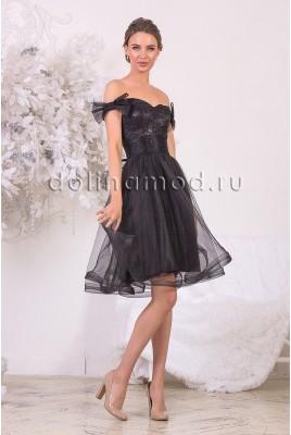 Коктейльное платье Lea DM-943