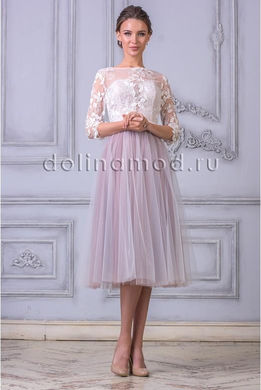 Коктейльное платье Andrea DM-950