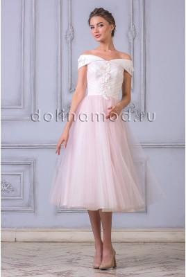 Коктейльное платье Amelina DM-955