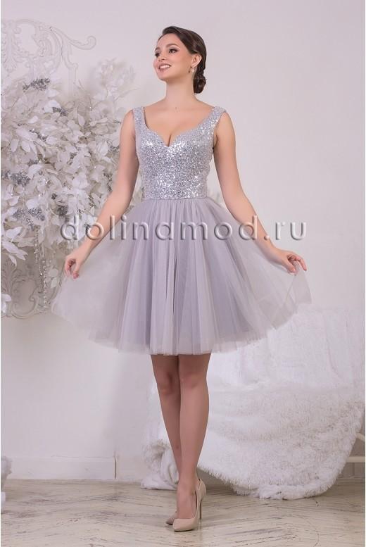 Коктейльное платье Ella DM-960