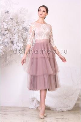 Коктейльное платье Emilia DM-961