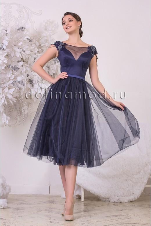 Коктейльное платье Jaqueline DM-962