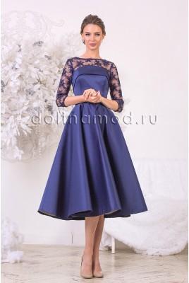 Коктейльное платье Vanessa DM-975