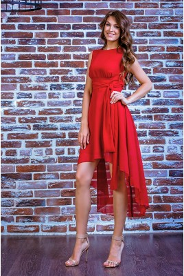 Короткое вечернее платье Katie DM-1003