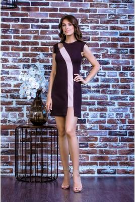 Короткое коктейльное платье Phoebe DM-1002