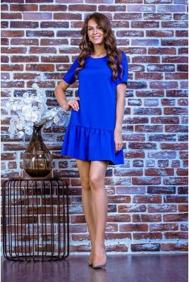 Короткое повседневное платье SD-7004