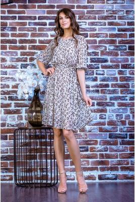 Короткое повседневное платье SD-7007