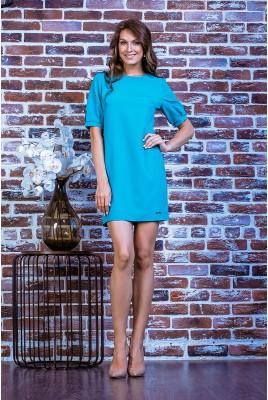 Короткое повседневное платье SD- 7014