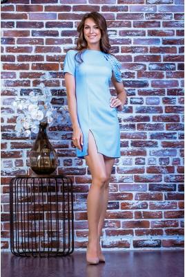 Короткое коктейльное платье SD-7015