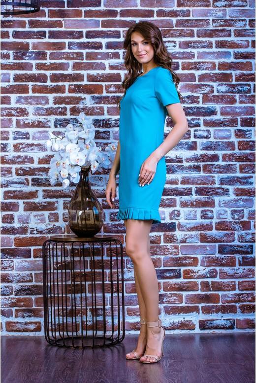 Короткое повседневное платье SD-7019