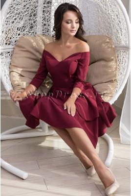 Короткое вечернее платье Sophie DM-994