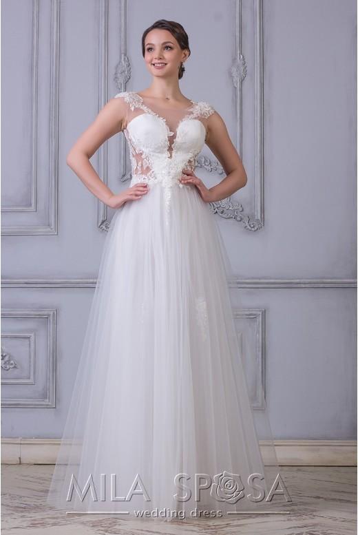 Свадебное платье Scarlett MS-930