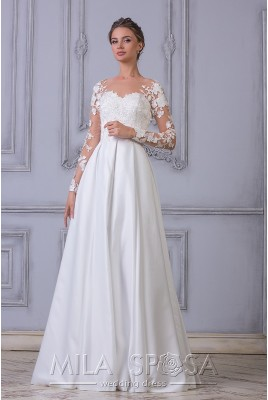 wedding gown MS-884