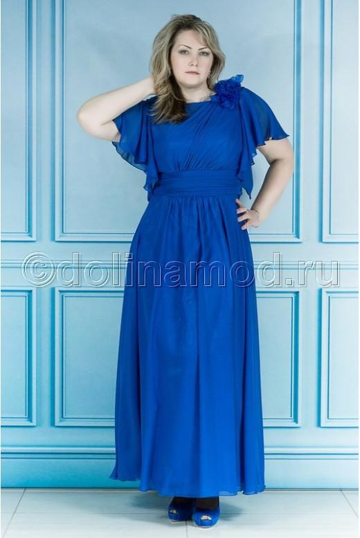 Платье большого размера DM-723