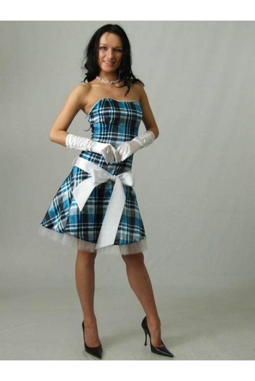 Коктейльное платье на выпускной DM-299
