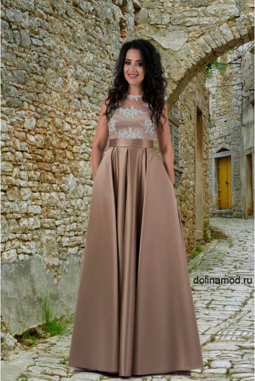 Выпускное платье DM-804