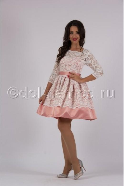 Выпускное платье DM-796