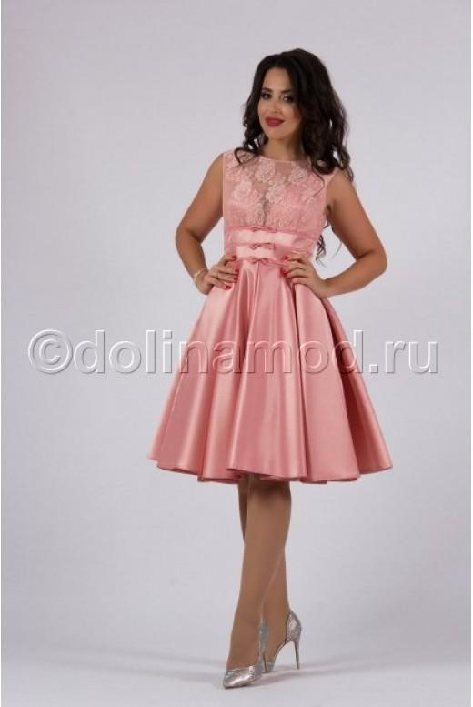 Короткое выпускное платье DM-807