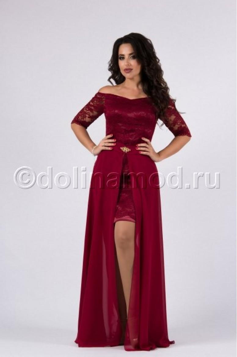 0b8453aa28b Купить платье трансформер на выпускной DM-822 в интернет магазине ...