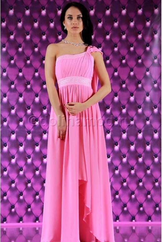 Длинное греческое платье DM-499