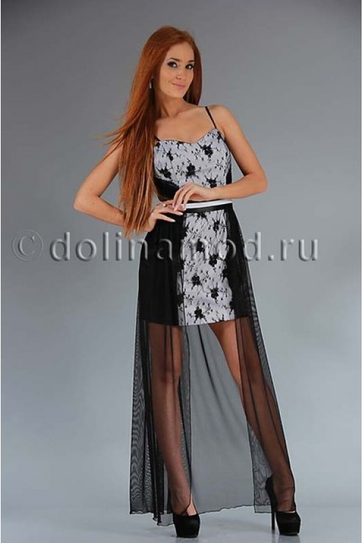 Платье Долина Мод DM-629