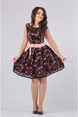 Выпускное платье DM-779