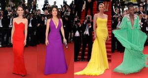 Какой цвет вечернего платья выбрать?