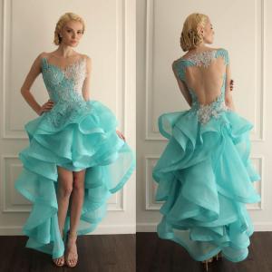 Выпускной 2016 - красивые платья