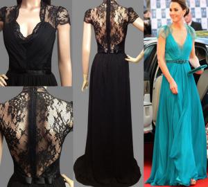 Модные вечерние платья 2016