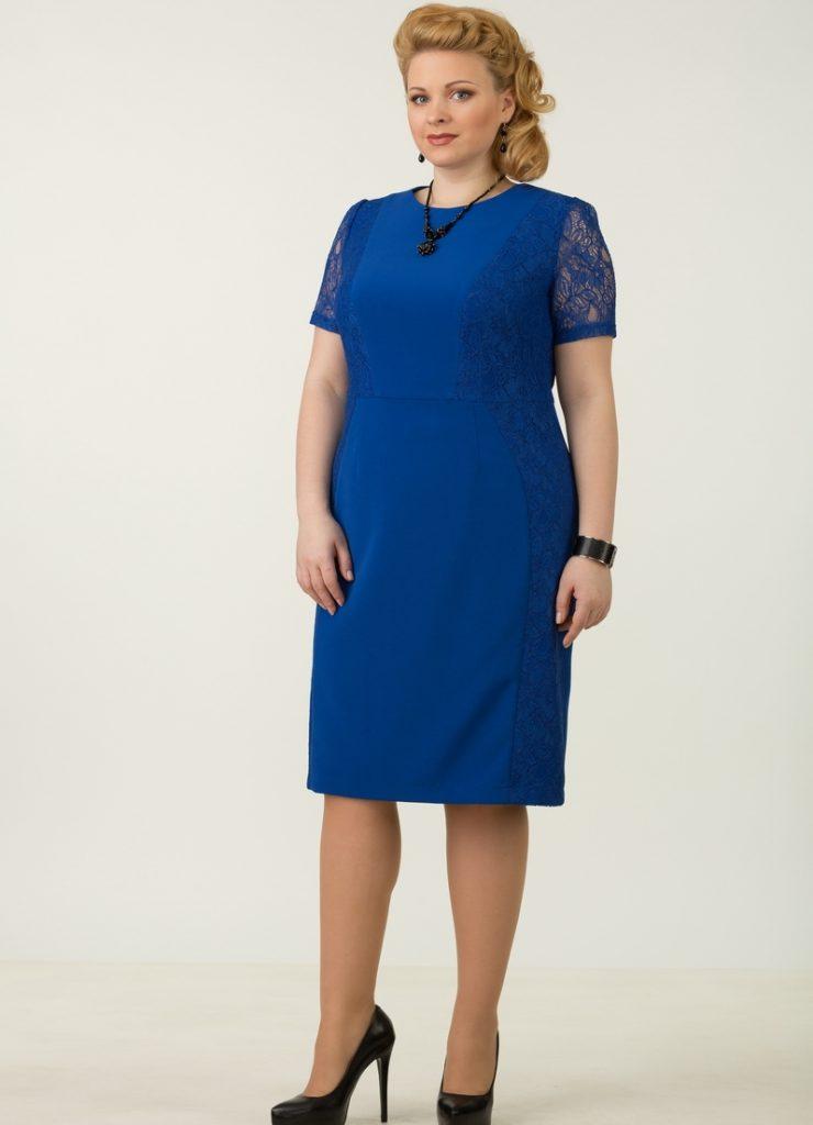 Платье полной женщине 50 лет