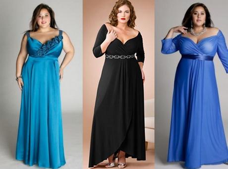Платье в стиле «ампир» для полных женщин