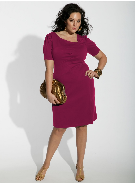Мода для полных женщин за 40 фото