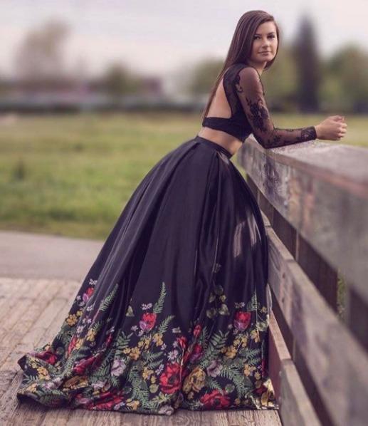 Платья на выпускной 2018. 11 класс. Фото: самые красивые: shopdress.ru