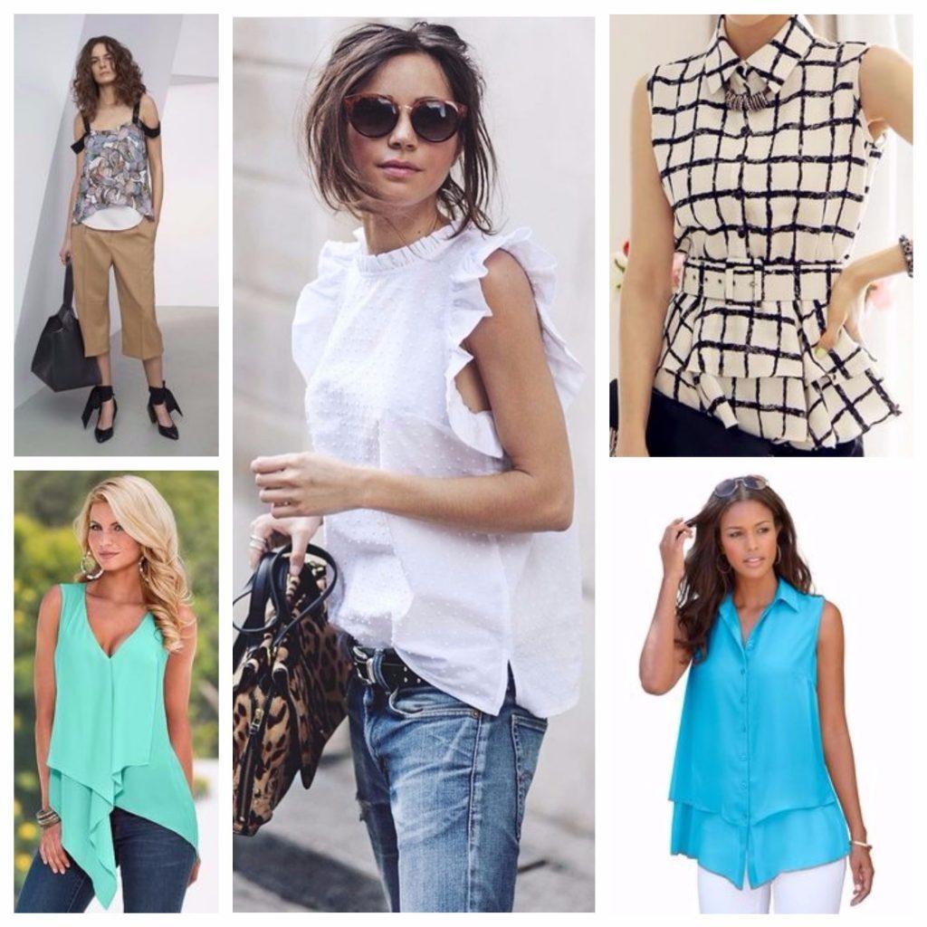 Блузки 2018 Года Модные